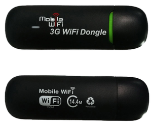 62W 3G Wireless Access Point and USB dongle Portable wireless routing