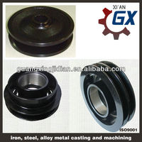 Washing machine parts pulley