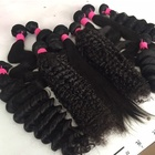 Raw malaysian hair extensions,wholesale virgin cuticle aligned human hair bundles,body wave 100% virgin malaysian human hair