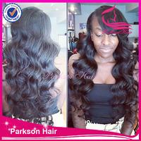 5A drag queen body wave signature latex natural hair wigs cheap