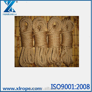 Multi-use jute rope for handicrafts