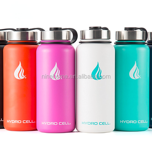 40oz HYDRO CELL Stainless Steel Vacuum Insulated Flask with Straw