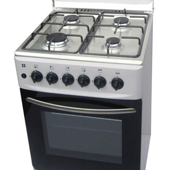 Electric Stove Range With Oven