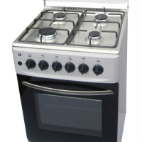 electric stove range with oven/freestanding electric oven with ceramic cooktop