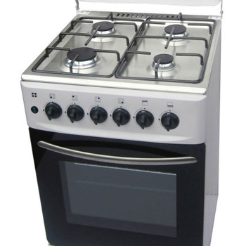 Electric Stove Range With Oven Freestanding Ceramic Cooktop