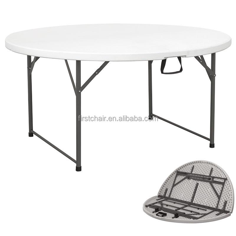 2016 접이식 원형 플라스틱 결혼식 테이블-접는 테이블 -상품 ID ...