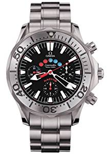 Omega Men's 2269.52.00 Seamaster Racing Titanium Automatic Chronometer Chronograph Watch