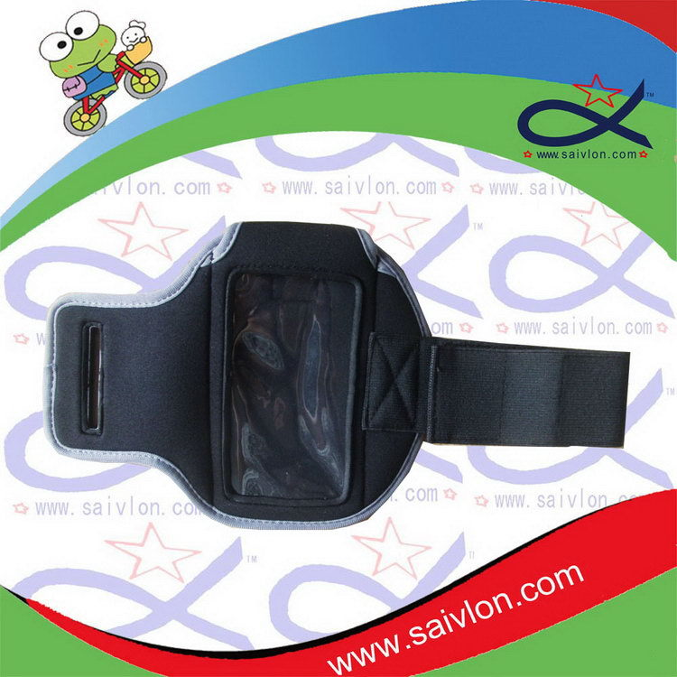 Contemporary new coming neoprene phone case armband for dancing