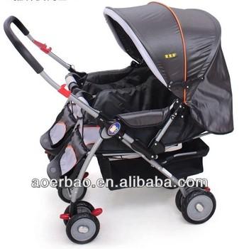 3 In 1 Rolls Royce Baby Stroller Twins Stroller Baby