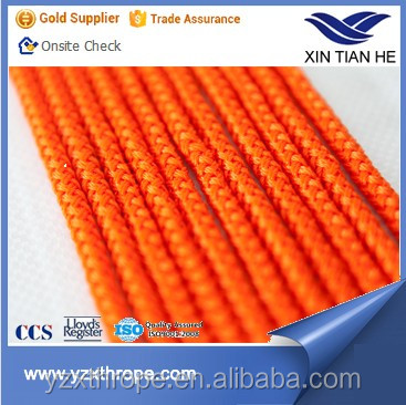 12MM Orange Nylon Safety-Rope