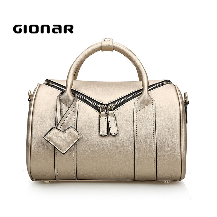 New Arrival Nice Imported Cheap Leather Handbag For Women On Sale
