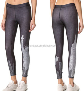 d8161d0c87ed8 Wholesale ladies patterned exercise leggings workout tights for women