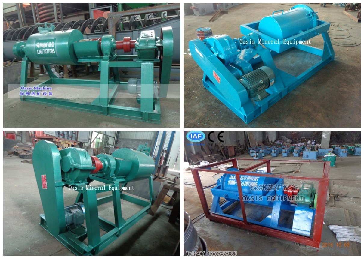 High Efficiency Tube type ball mill /wet process Ball Mill