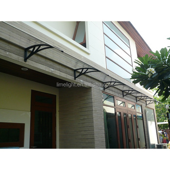 Affordable Diy Kits Awning Canopy With Aluminum Bracket And Polycarbonate Glazing For Home Door Canopies And Window Awnings Buy Polycarbonate