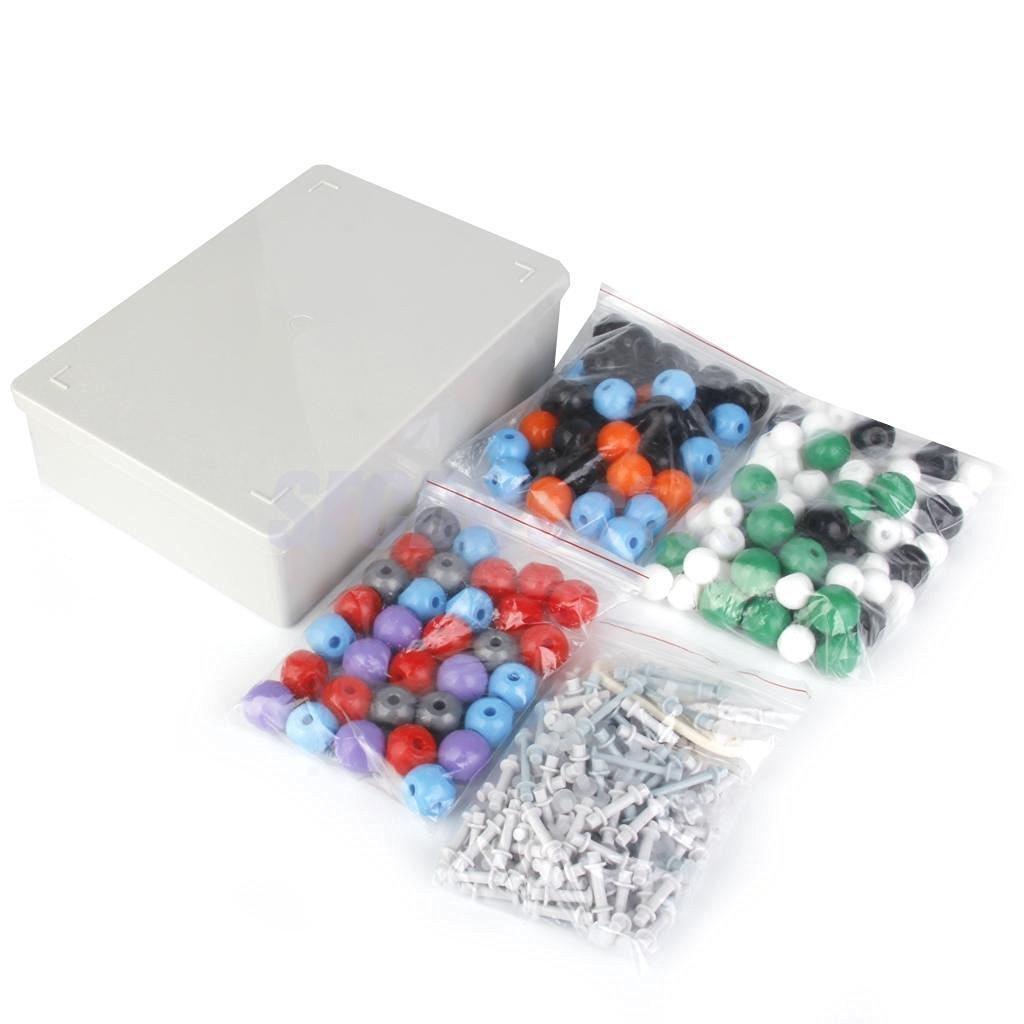 Sangdo 320pc Molecular Model Set Organic Chemistry Science Atom Molecules Links Kit