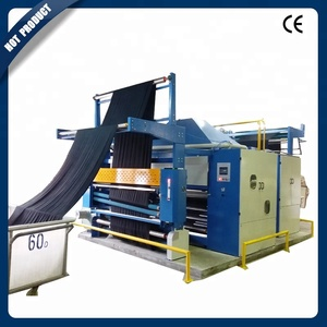 Singeing Machine for Open Width Knit fabrics