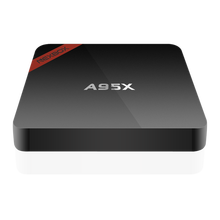 Hot NEXBOX A95X Android 6.0 TV Box Amlogic S905X Quad Core 3D 4K HD 2.4G Wi-Fi 1GB/8GB Player Fully Loaded Android TV Box