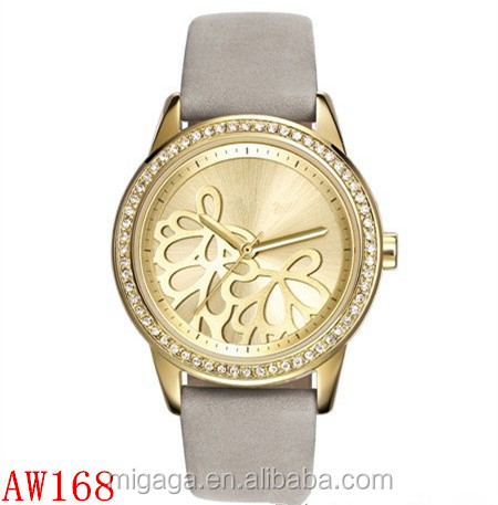 gold plated bracelet women bracelet watch custom stone diamonds watches for women stone watches for women