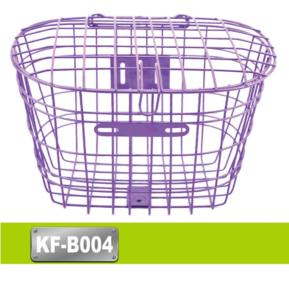 Good Quality removable bicycle basket