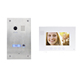 nameplate and stainless steel villa intercom system device kit