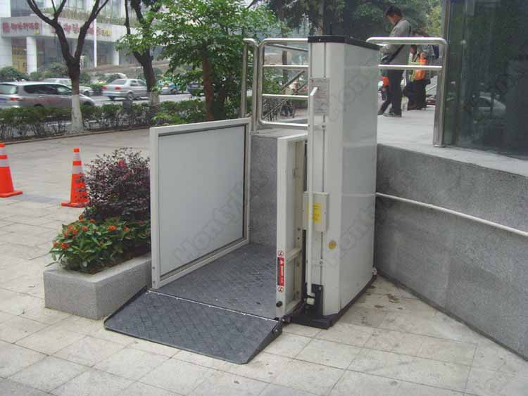 Cheap residential lift elevator home elevator kit for Indoor elevator