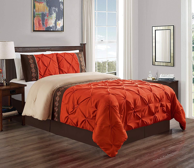 Cheap Brown Orange Comforter Set Find Brown Orange Comforter Set Deals On Line At Alibaba Com