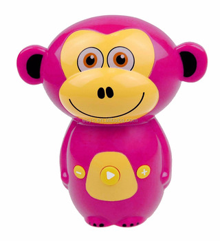 monkey shape mp3 player with bluetooth