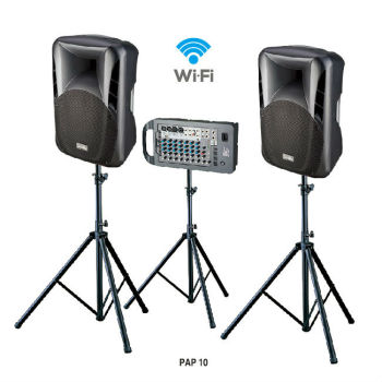 portable pa system loudspeaker combination PAP10