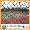 Chain link fence poles / dog proof chain link fence