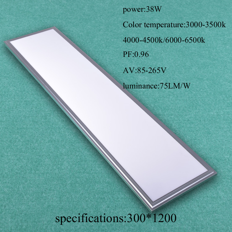 Energy Saving Office Smd2835 36w 600x600 Led Ceiling Panel Light