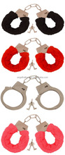 Fuzzy Handcuff Sexy Waist Restraints Furry Sex Toy SH2344