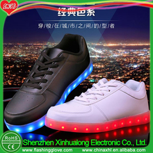 led shoes boys fashion light up shoes kids girls