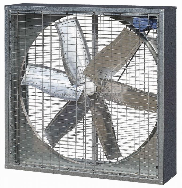 Grand débit Ventilatior ventilateur d échappement À effet
