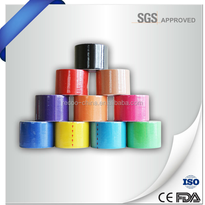 Changzhou Recoo New products mueller sports tape