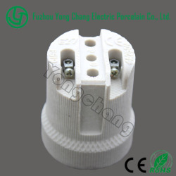 type of electrical lights e27 porcelain holder e27 decorative lamp holder