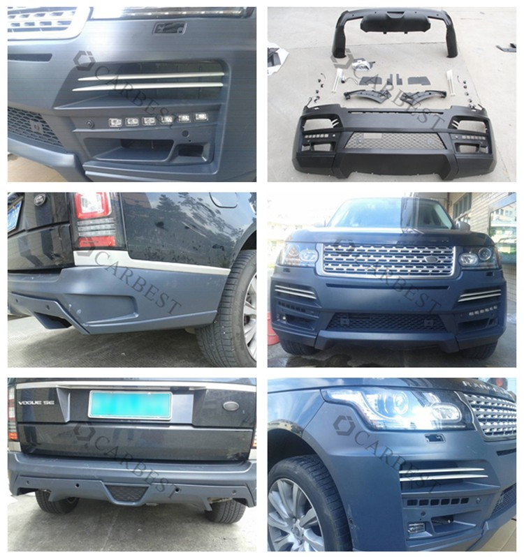 High Quality Body kit for LAND ROVER for  RANGE ROVER VOGUE STARTECH 2013