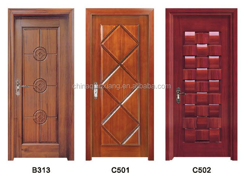 Interior Decoration Doors And Windows New Design Door China High Quality Solid Wood