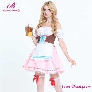 b531ec8d35e Oktoberfest Beer Girl Cosplay Carnival Halloween Costume