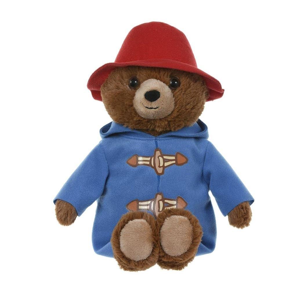 """Paddington Bear Movie Official Licensed Paddington Teddy Bear 8.5/"""" with Book"""
