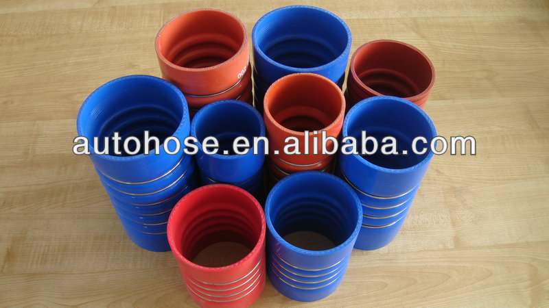 Standard silicone pipe for engine turbo