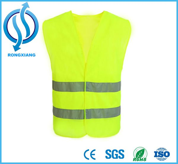 Security Protection article of personal protective equipment Reflective Safety Vest