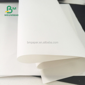 200 GSM 210 GSM Food Grade Uncoated Base Paper for PE Coated Cup Stock Paper Coffee cup