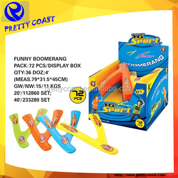 volando juguetes para nios funning juguete libracin disco boomerang juguete al aire libre