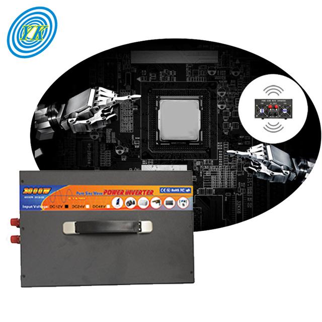 3000w Inverter Wiring Diagram RV Converter Wiring Diagram • Free ...