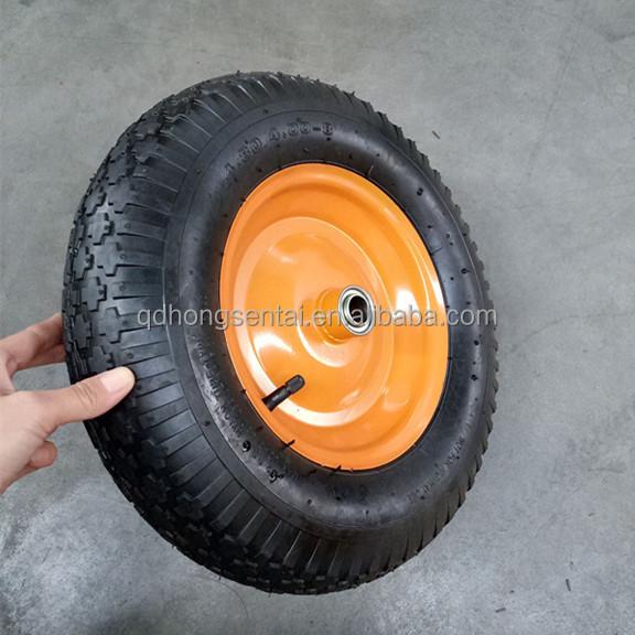Tyre Size 350x100 3.50-8 1 Wheelbarrow