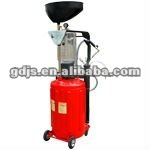 collecting oil machine for vehicle