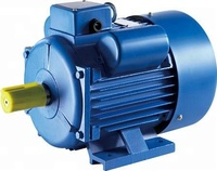 0.75 kw small power single phase induction motor YC-90S-4