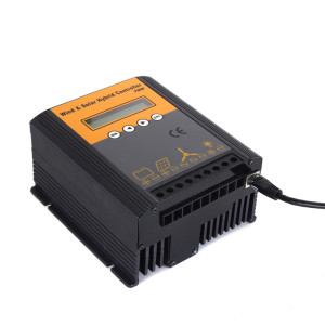 wind solar hybrid charge controller 24V 600W PWM controller for LED street light