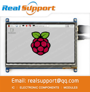 LCD Display Touch Screen 7inch HDMI LCD 800 x 480 HDMI Cable TFT Monitor Module Compatible RPI 2/B+ raspberry Pi B/B+/Pi2/PI3