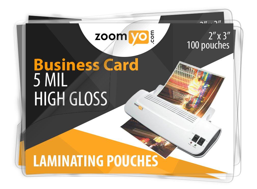 Cheap picture laminating sheets find picture laminating sheets get quotations laminating sheets business card 2 14 x 3 34 colourmoves